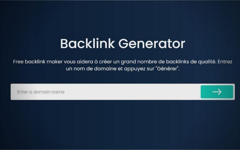 acquisition de backlinks - génerateur de backlinks automatique - letz communication - Agence web - Luxembourg